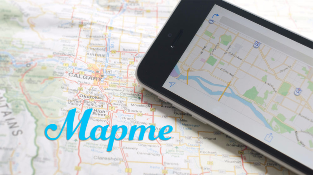 Pitch Deck de Mapme