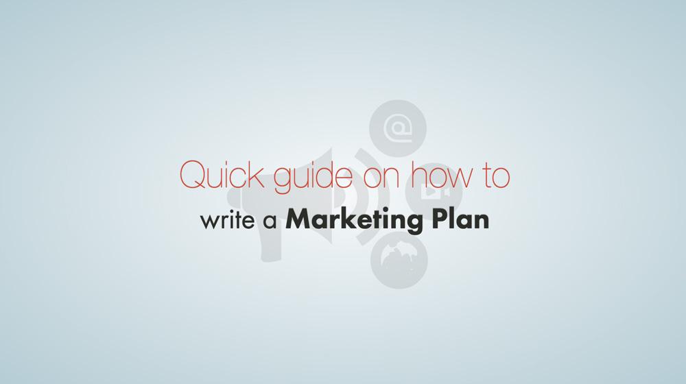 Guía para hacer un Plan de Mercadeo  • por Slidebean Team