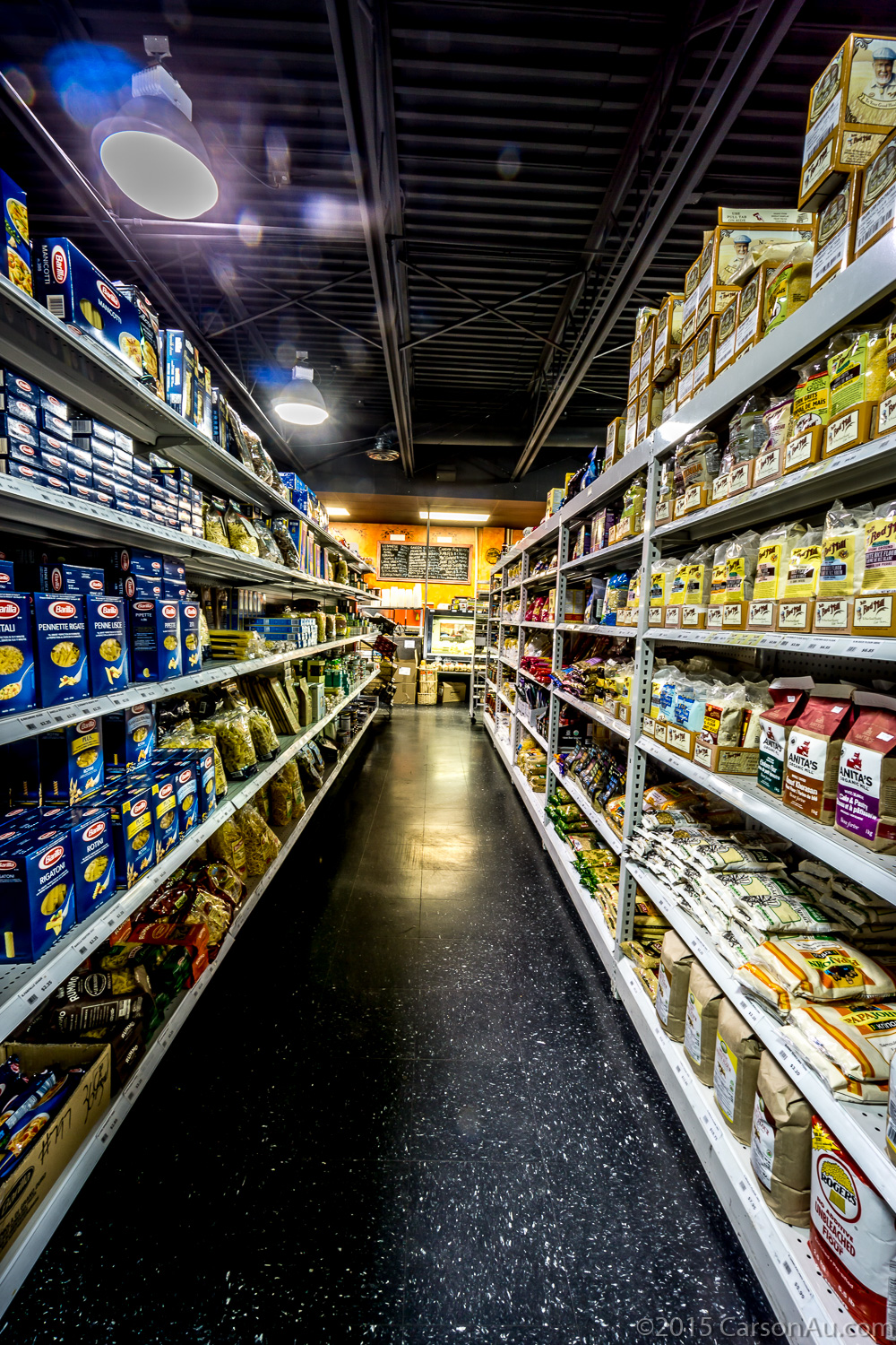 We have a whole aisle dedicated to bringing you dozens of different brands & varieties of pasta & sauces. We've got everything from traditional Italian linguine to black bean & rice noodles and many delicious sauces to go with it.