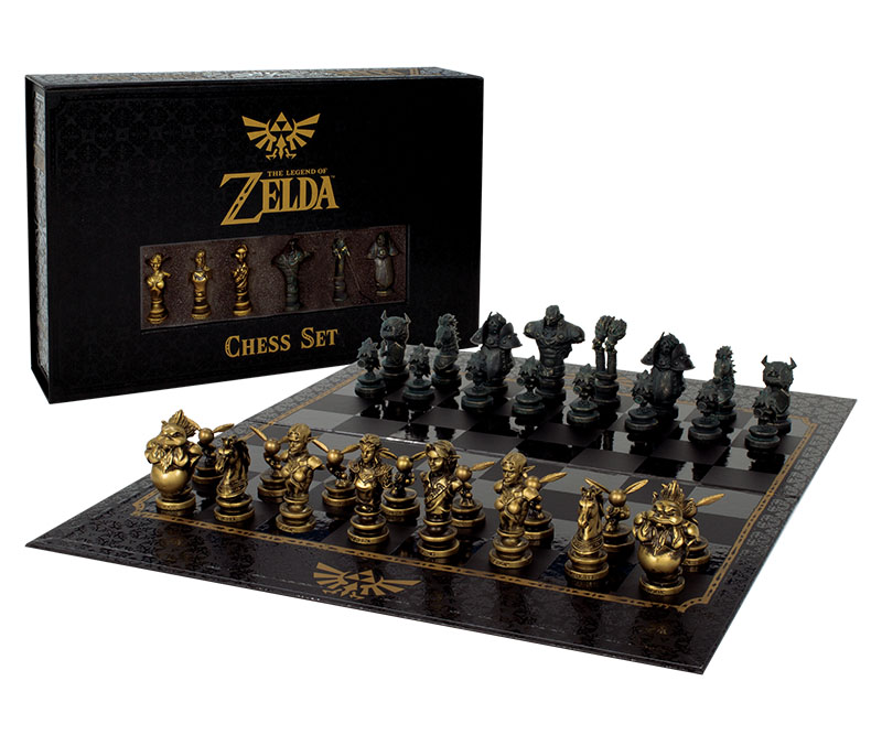 Zelda Collectors Edition Chess Set