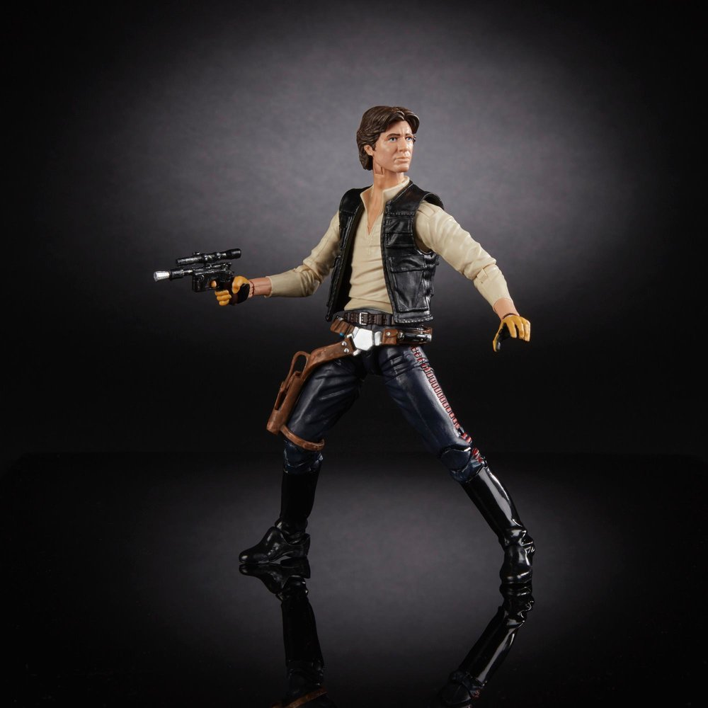 Star Wars Black Series 40th Anniversary Han-Solo