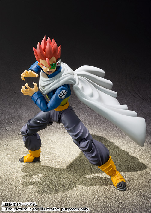 S.H.Figuarts Time Patroller Xenoverse Edition
