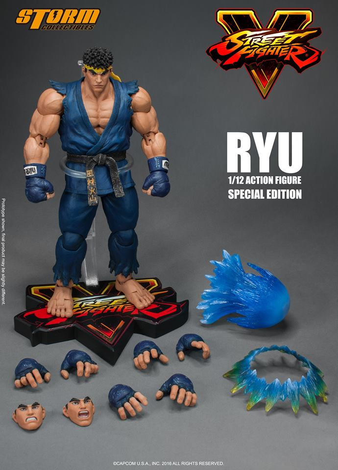 Storm Collectibles Ryu Special Edition