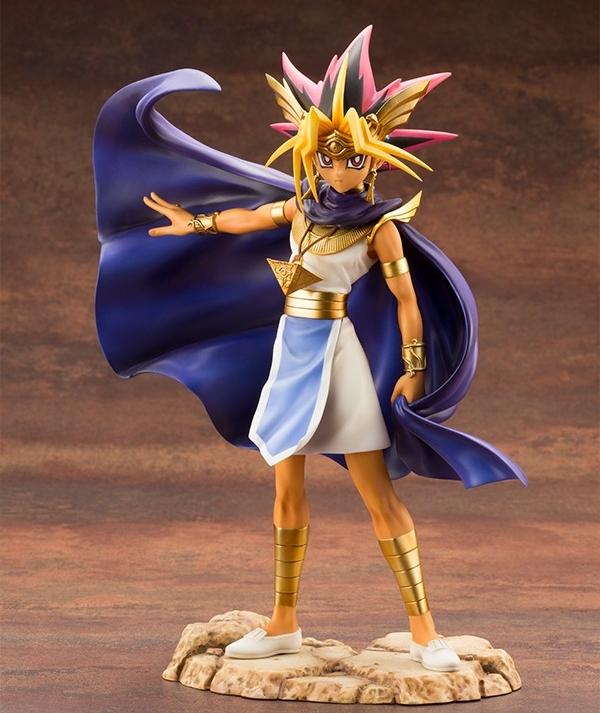 ArtFxJ Yu-Gi-Oh! Atem Statue