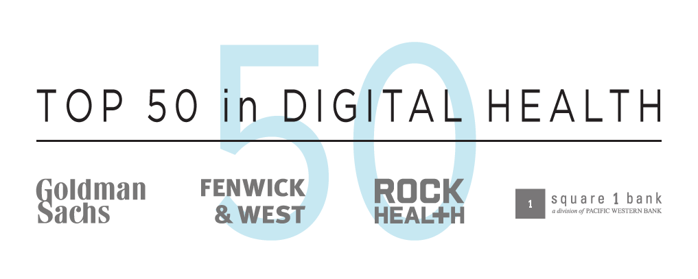 Top 50 in Digital Health
