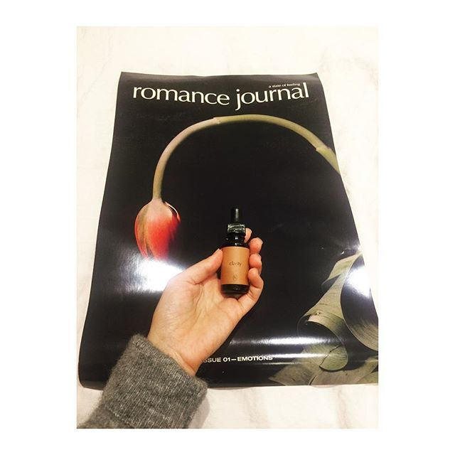 Beside ourselves @romance.journal. When your essences are the VIP invite to the launch party for a chic floral journal about the feelings of fearless professional females it warrants a serious swoon. 💫