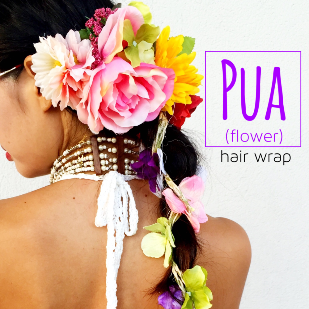 Pua Hair Wrap