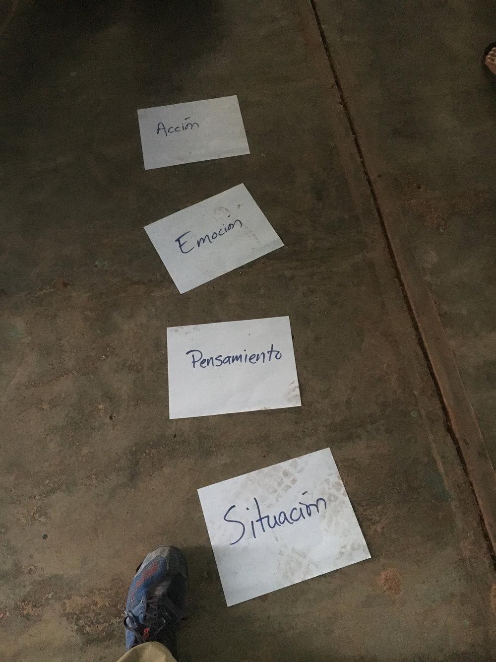 En el Curso de los Triángulos los pacientes complementan el tratamiento farmacológico con ejercicios y apoyo grupales.