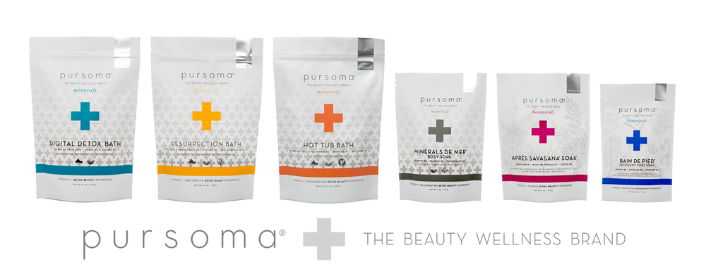 Pursoma Detox Baths