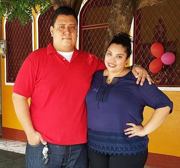 Daniel & Ivania Solis, Nicaragua Partners -