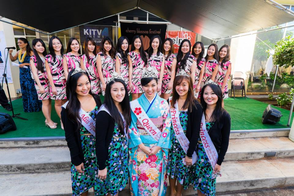 63rd Cherry Blossom Festival Opening Ceremony on Jan. 11, 2015 (Photo: Chris Kwock)