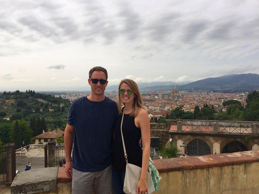 San Miniato Florence Italy