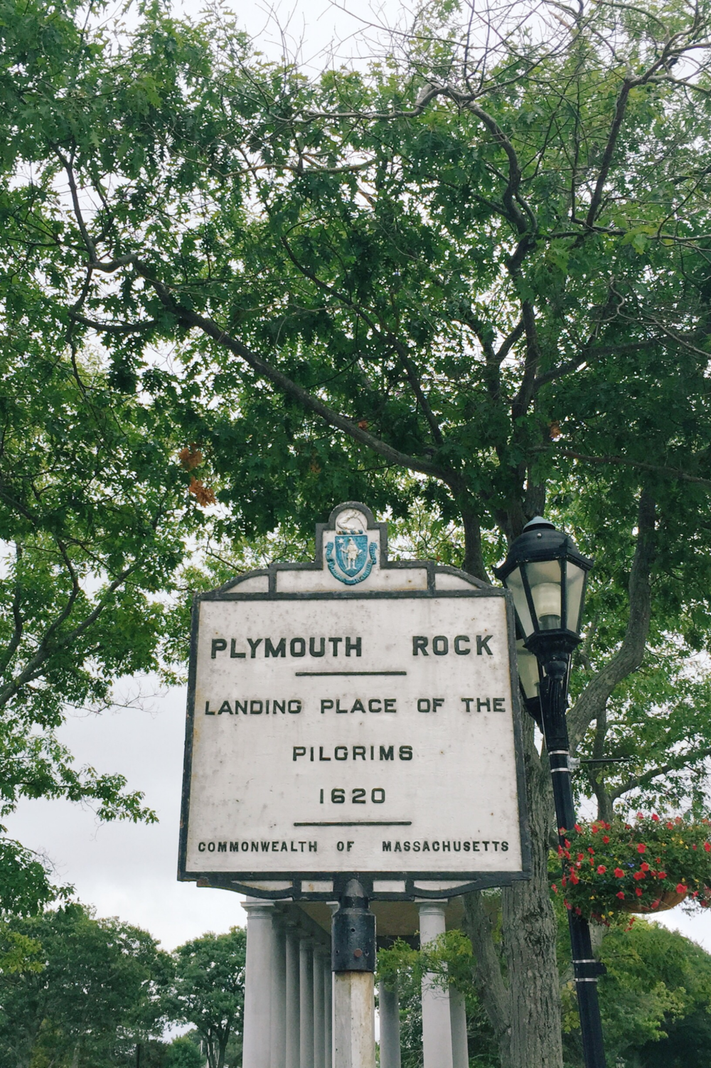 Plymouth Massachusetts, New England