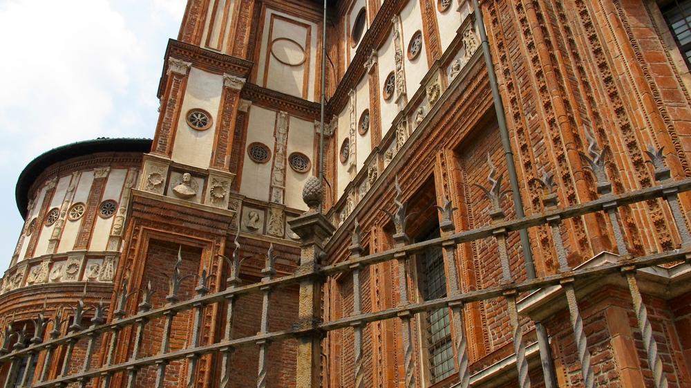 Santa Maria delle Grazie Milan Italy