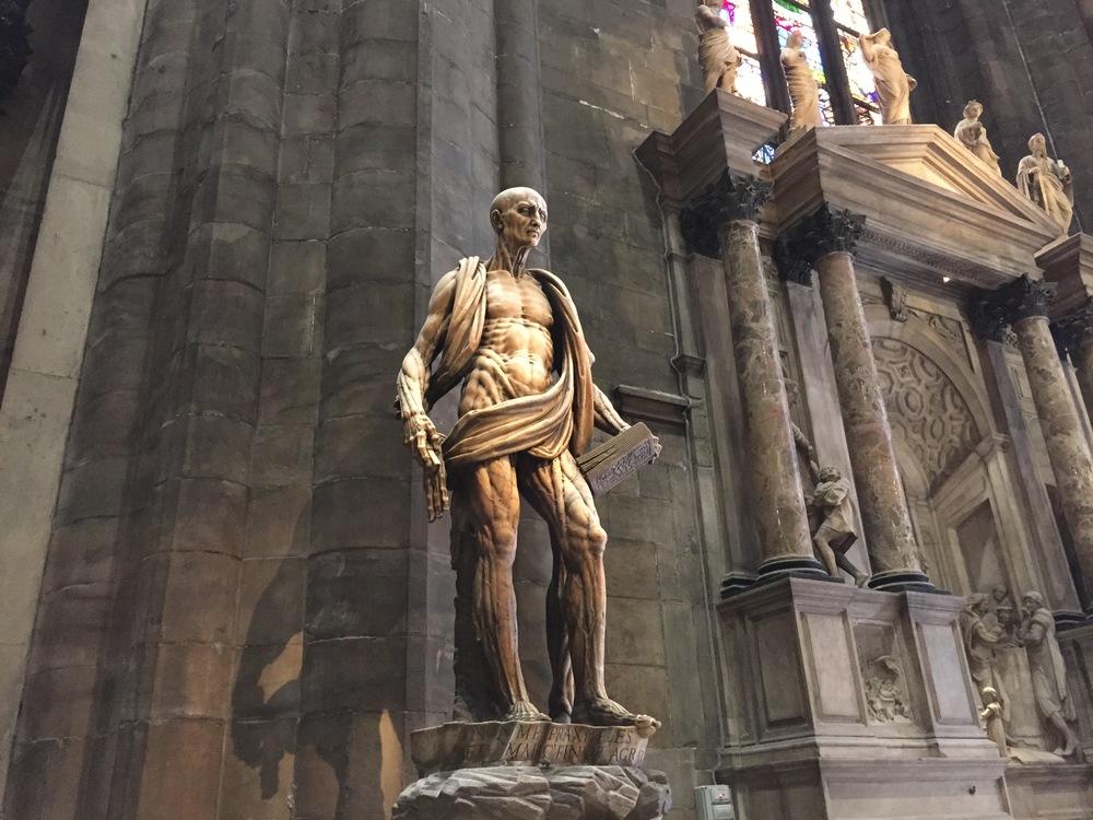 Duomo di Milano, Milan Italy