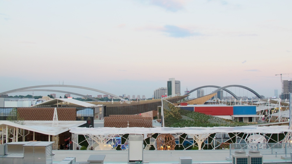 Expo Milan 2015, Milan Italy