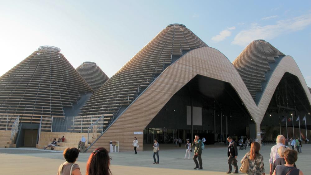 Expo Milano 2015, Milan Italy