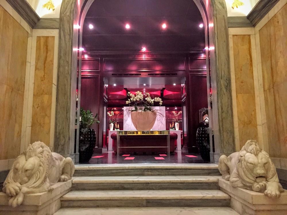 Hotel Aleph, Rome, Italy