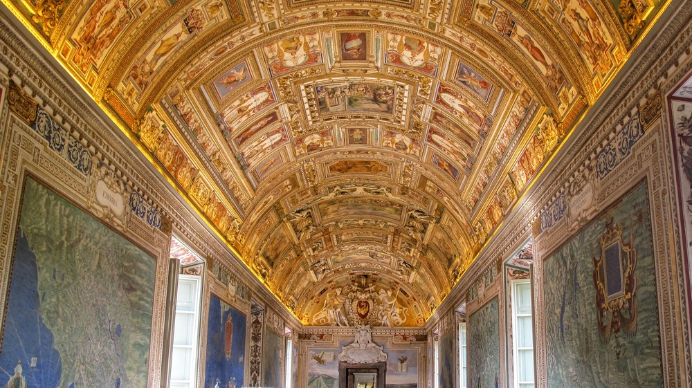 Vatican Museums, Rome Italy