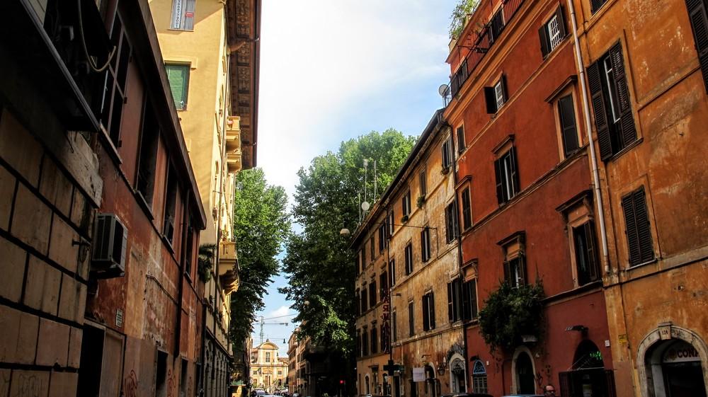Trastevere, Rome Italy