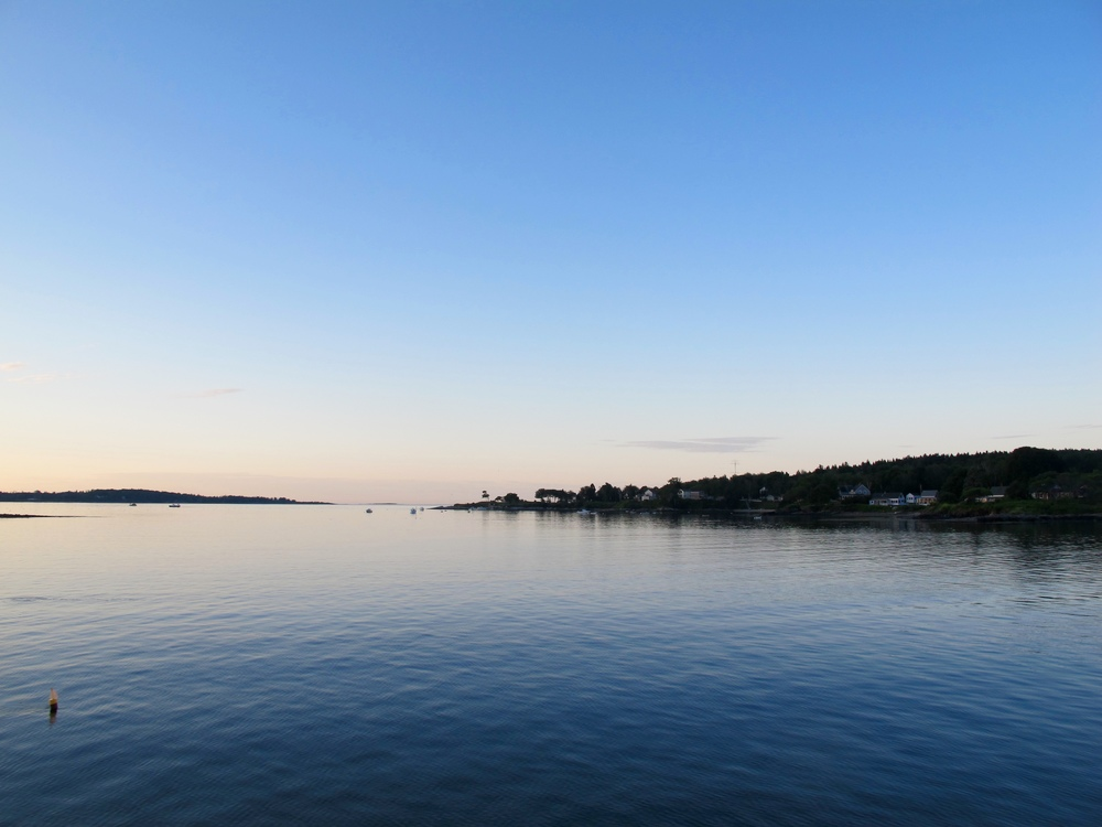 Casco Bay, Portland Maine