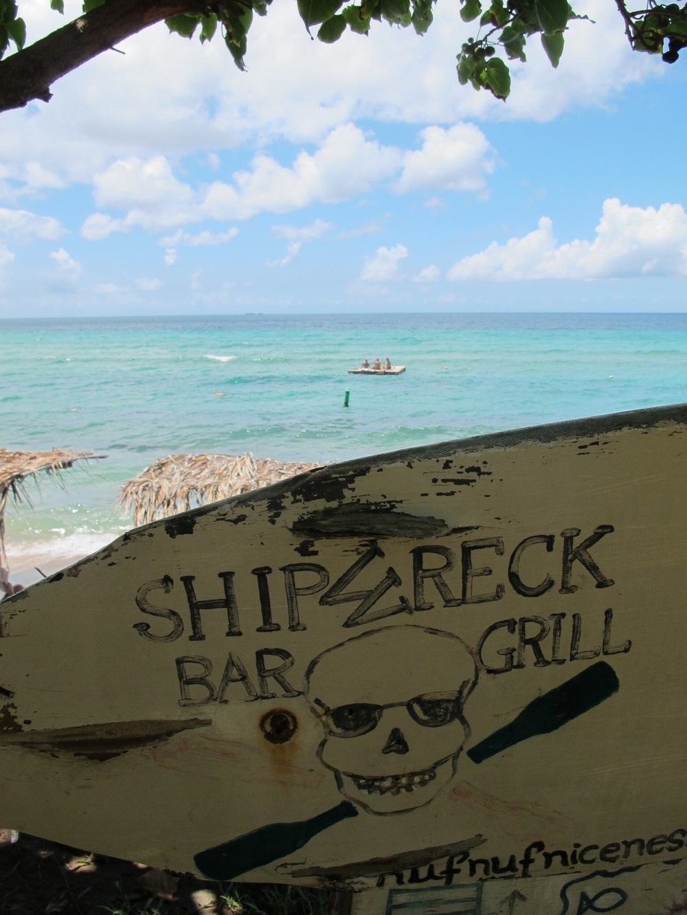 Shipwreck Bar & Grill, St. Kitts, Caribbean