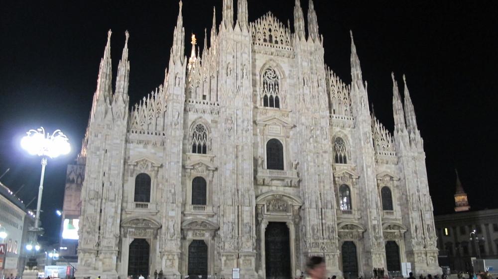 Duomo Milano, Milan Italy