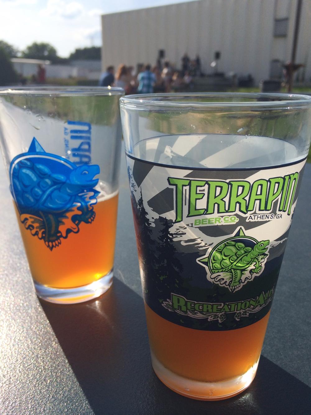 Terrapin Brewery Athens Georgia