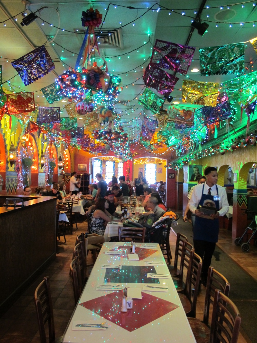 Mi Tierra Cafe and Bakery, Historic Market Square, San Antonio Texas