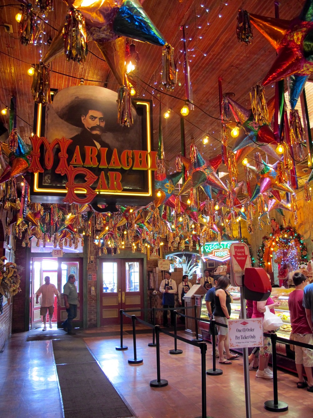 Mi Tierra Cafe and Bakery, Historic Market Square, San Antonio, Texas