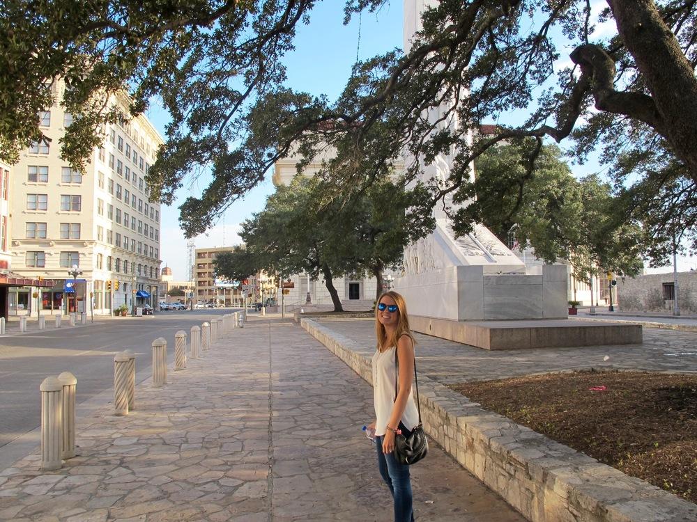 Downtown San Antonio Texas