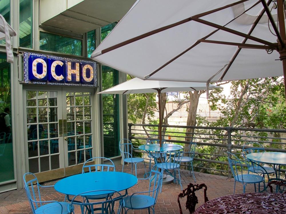 Ocho at Hotel Havana, San Antonio Riverwalk