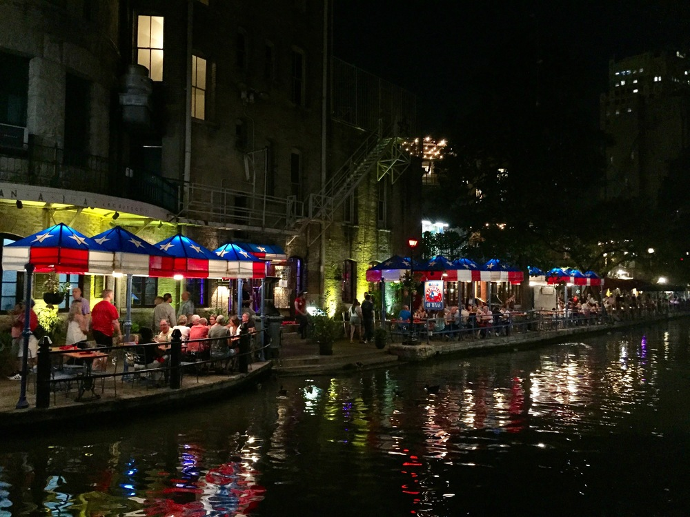 San Antonio Riverwalk, Texas