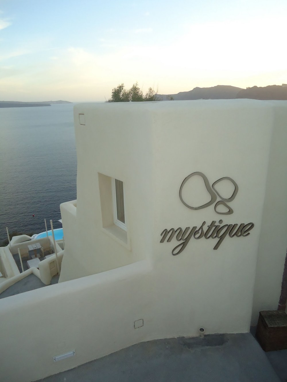 Mystique, Oia Santorini Greece