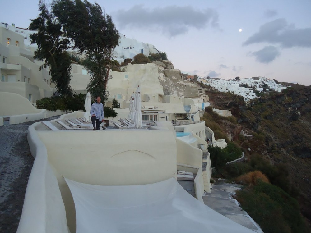 Mystique Hotel, Oia, Santorini, Greece