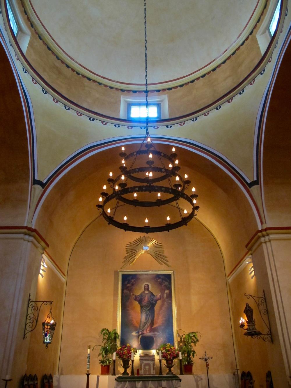 Mission Concepcion, Mission Trail, San Antonio, Texas