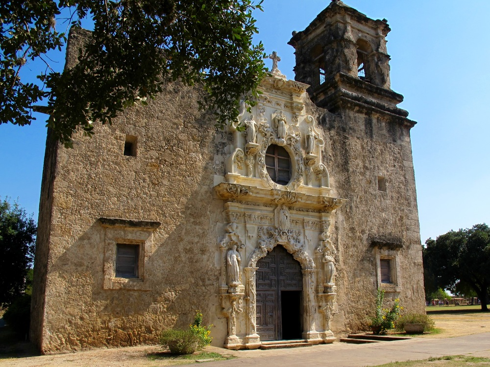 Mission San Jose, Mission Trail, San Antonio, Texas