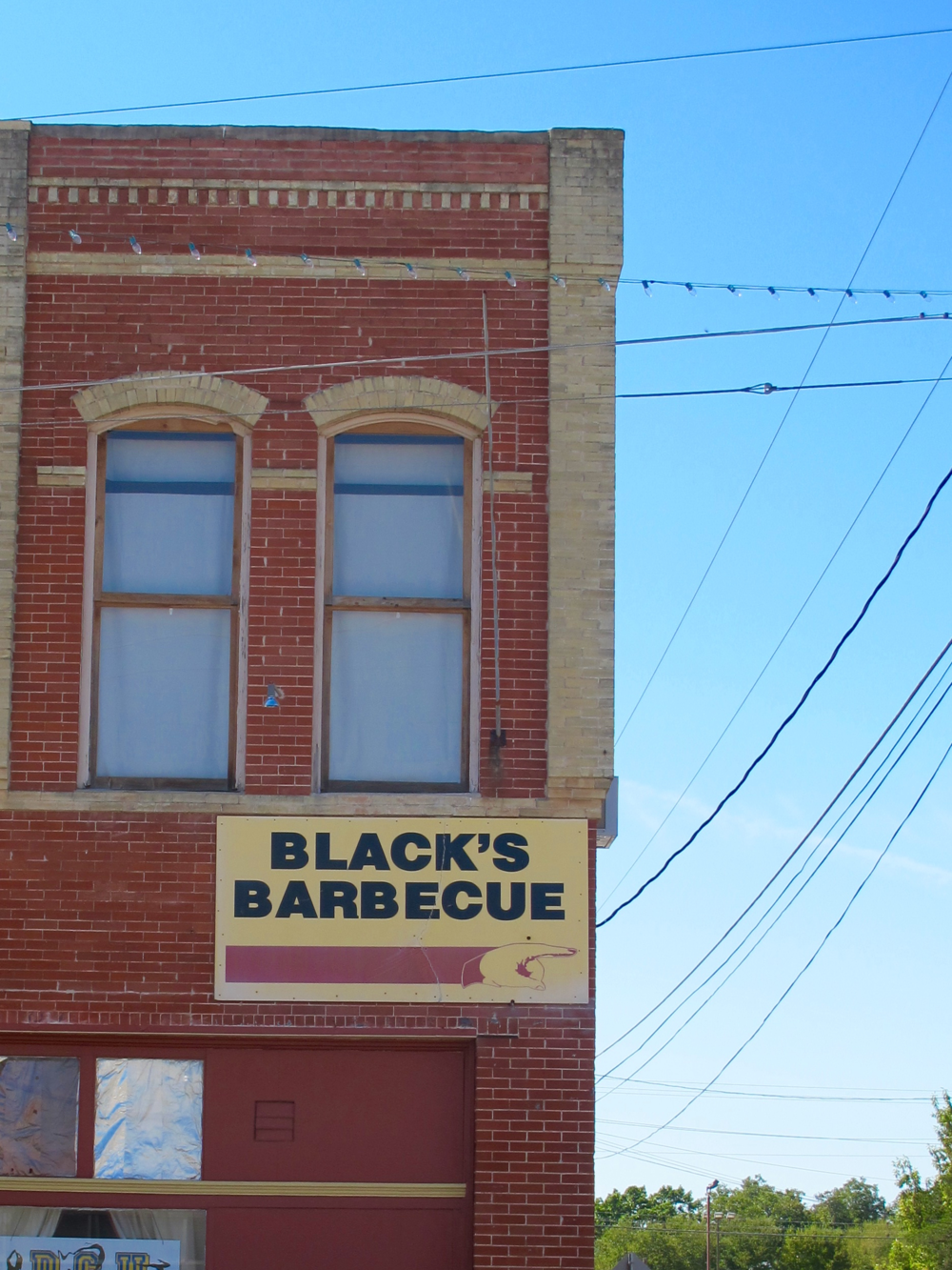 Blacks BBQ, Lockhart Texas