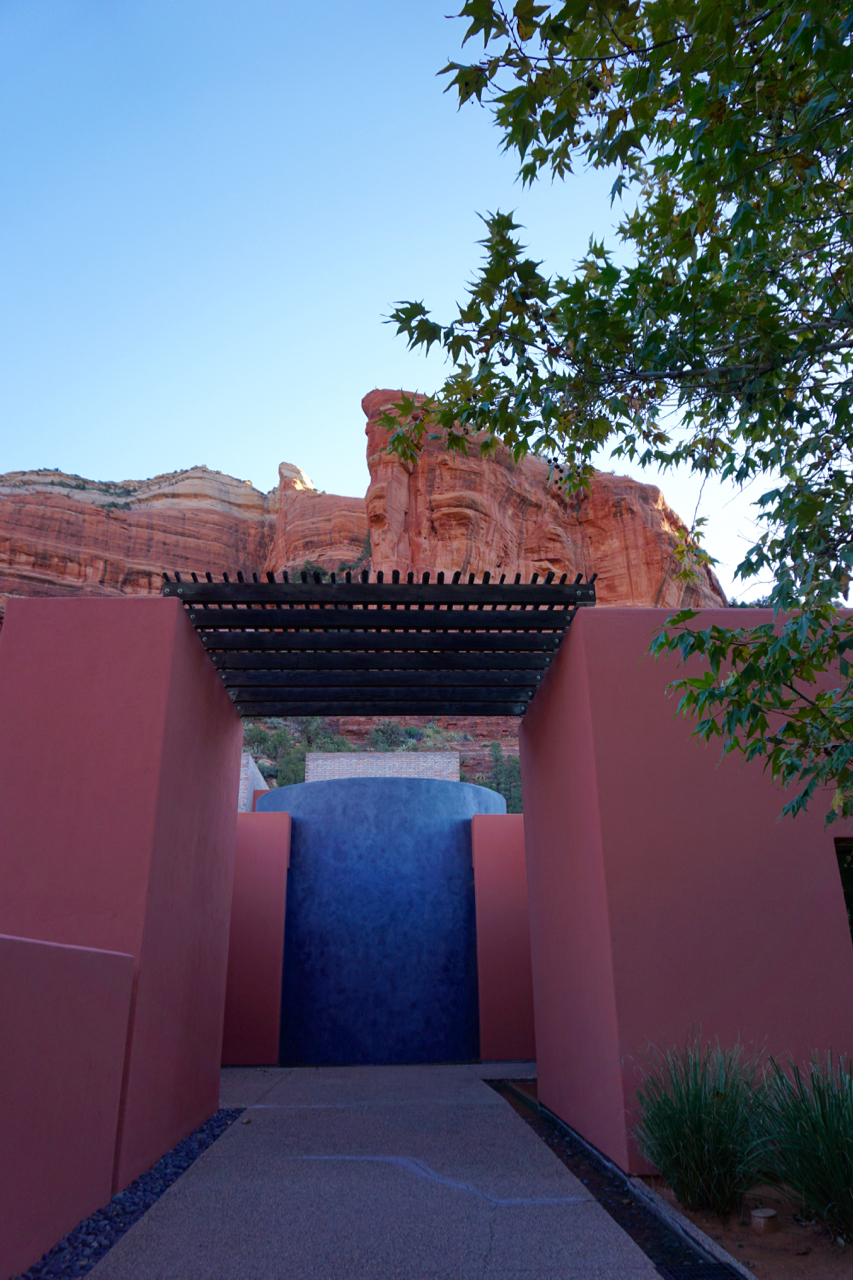 The Spa at Enchantment Resort, Boynton Canyon, Sedona, Arizona