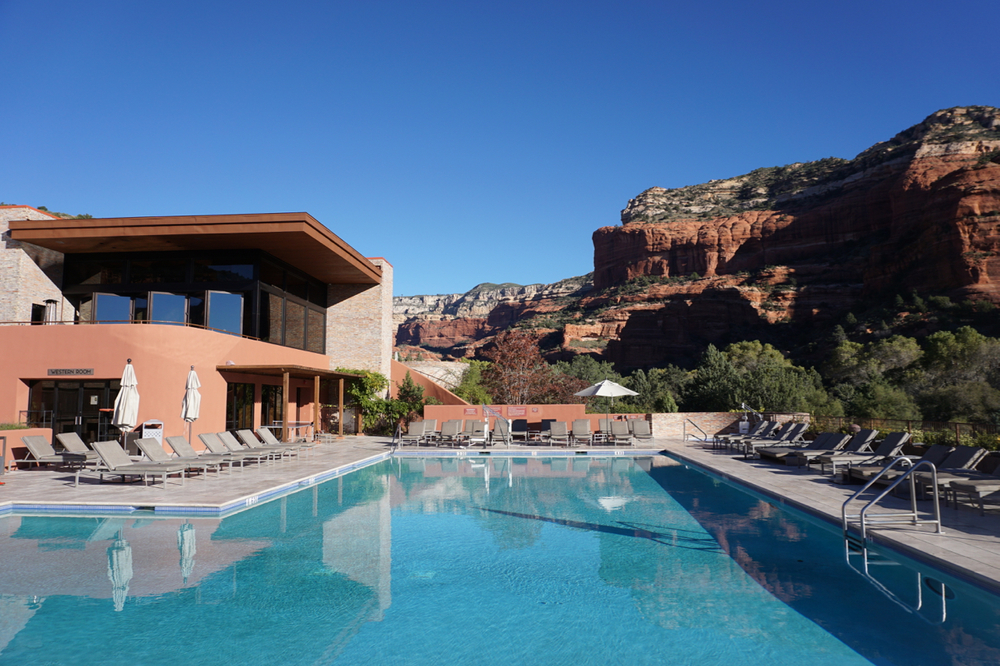 Enchantment Resort, Boynton Canyon, Sedona, Arizona
