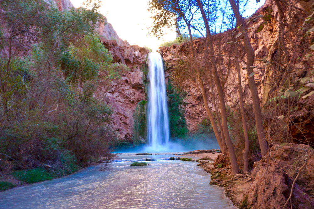 Mooney Falls, Havasupai Arizona