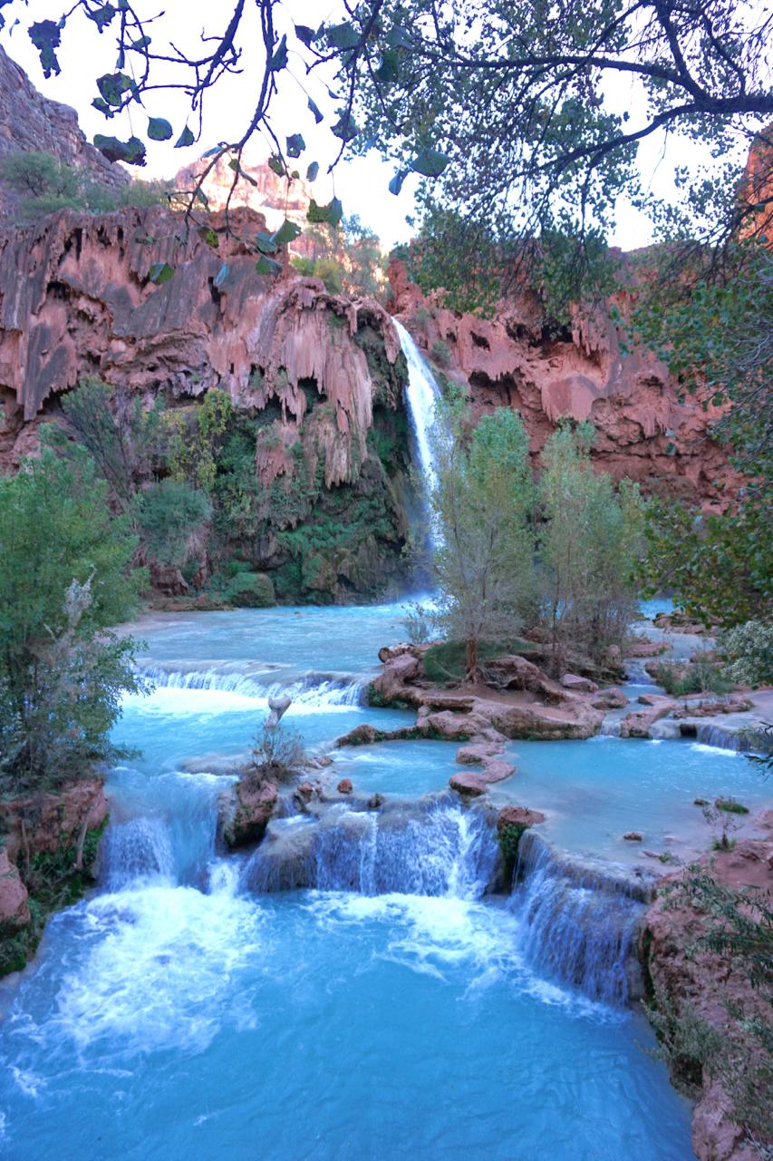 Havasu Falls, Havasupai, Arizona