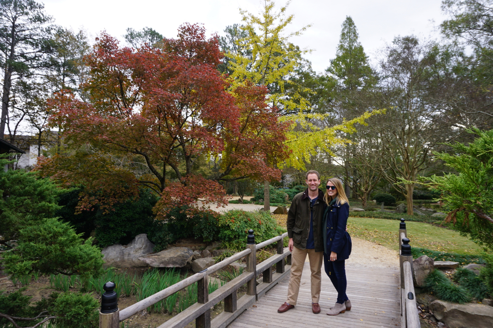 Birmingham Botanical Gardens, Alabama