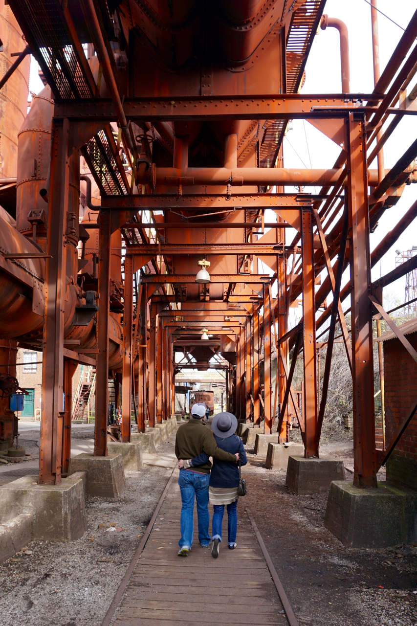 Sloss Furnaces, Birmingham, Alabama