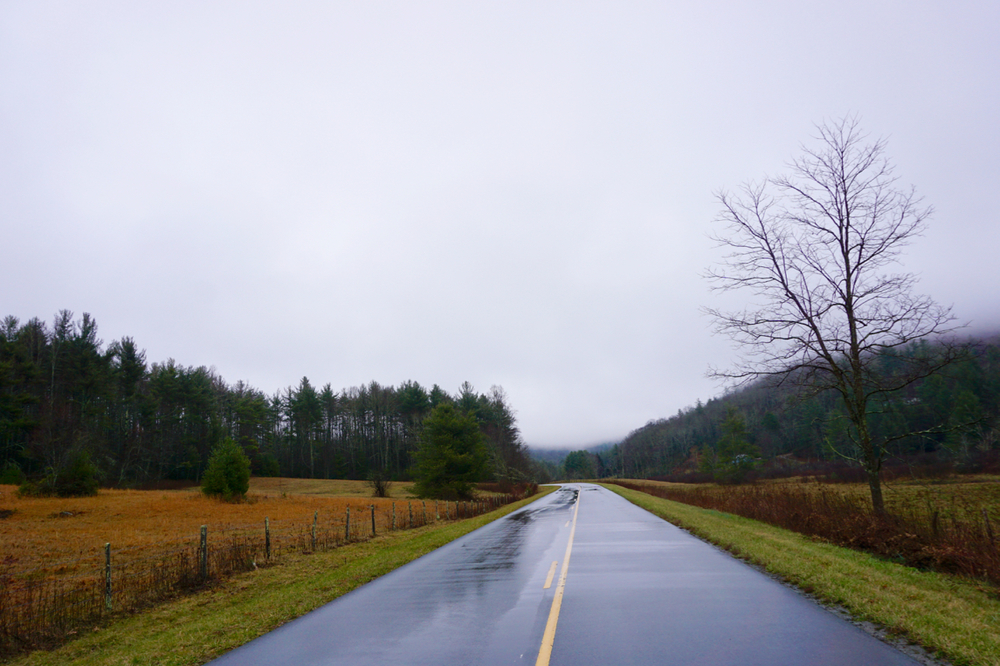 Roadtrip, Blue Ridge Parkway