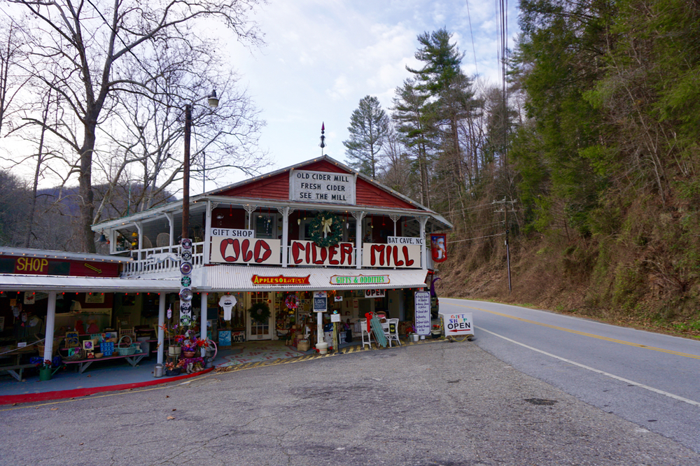 Roadtrip, Chimney Rock NC