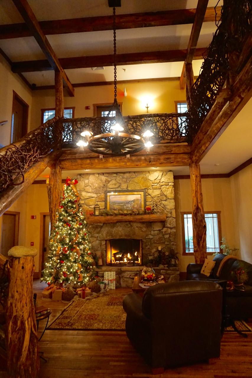 The Esmeralda Inn, Chimney Rock, North Carolina