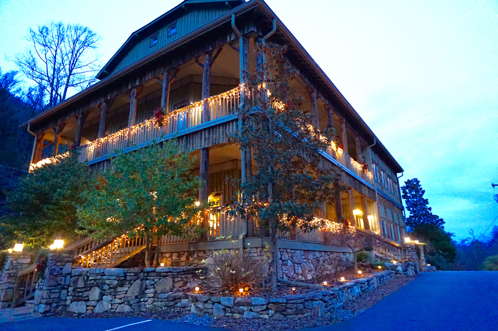 The Esmeralda Inn, Chimney Rock, North Carolina