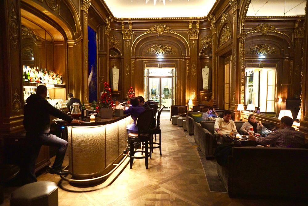 The Peninsula Hotel, Paris France