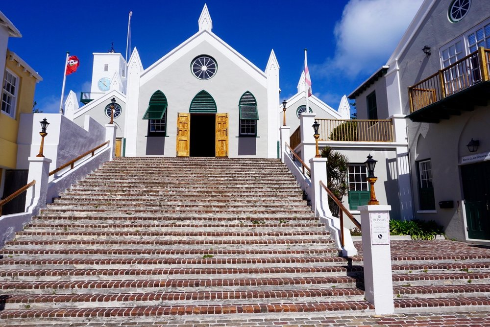 St. Peters Church, St. George's, Bermuda